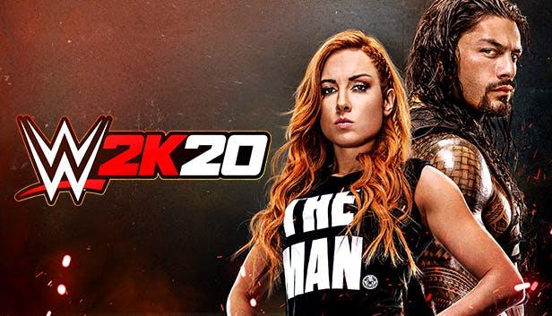 WWE 2K20 (PC) $29.99+tax @ Humble Bundle