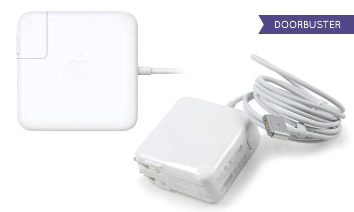 Apple MagSafe 2 Power Adapters for MacBook Air or MacBook Pro 45W 60W 85W from $28.99 @ Groupon.com