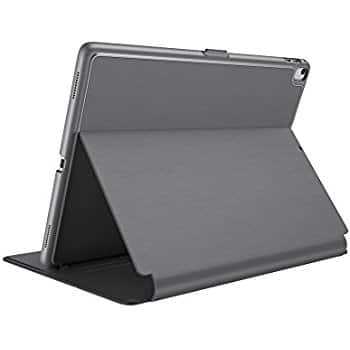 Speck Products BalanceFolio Case and Stand for (2017) iPad 9.7-Inch , 9.7-Inch iPad Pro, iPad Air 2/Air , 90914-5999, Stormy Grey/Charcoal Grey $13.99 + tax + free Prime shipping
