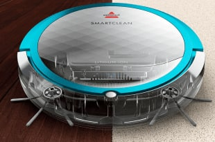 Bissell Smartclean Robotic Vacuum $203 & $45 Kohls Cash
