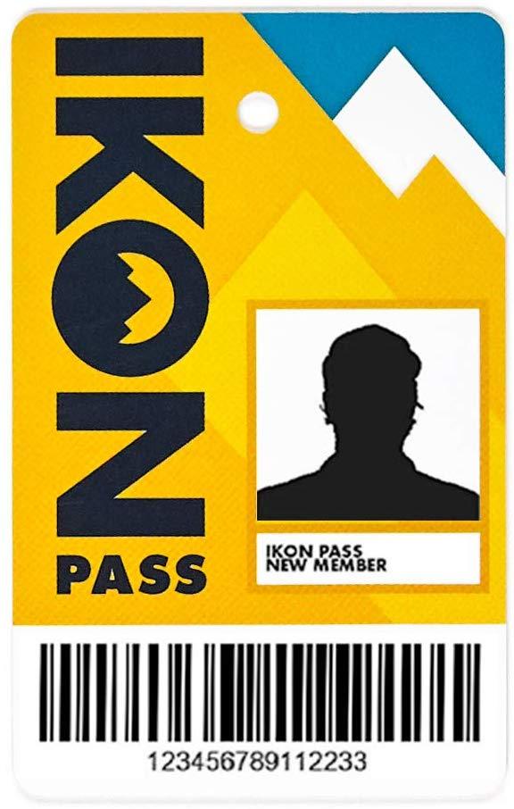 Ikon Pass: Adult (Age 23+) Ski and Snowboard Pass + $150 Amazon Gift Card $1099