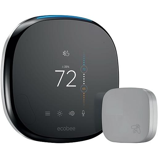 Ecobee 4 w/ room sensor $69.46 Clearance at Staples B&M YMMV