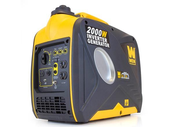 WEN 56200i 2000-Watt 79.7cc Inverter Generator at Woot! $389.99