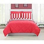 8-PC Reversible Complete Bed Sets from $33 ANY SIZE @ Sears