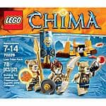 LEGO Chima Lion Tribe Pack $6.99 @ Walmart