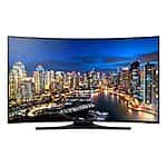 Samsung UN55HU7250 Curved 55-Inch 4K Ultra HD 120Hz Smart LED HDTV $1149.99 + FS