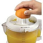 Black & Decker CJ630 32-Ounce Electric Citrus Juicer $13.59 @ Walmart & Amazon