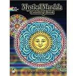 Mystical Mandala Coloring Book (Staple Bound) $3.45 + FSSS