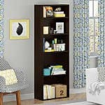 Good To Go 5-Shelf Bookcase (Cherry) $21.99 @ KMart