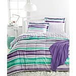 8-PC Reversible Complete Bed Sets $35 ANY SIZE (Others Available at $40) @ Macys