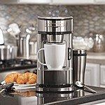 Hamilton Beach Scoop Single-Cup Coffee Maker (Factory Refurbished) $21.99 + FS