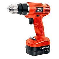 eBay Deal: Black + Decker 9.6V Cordless Drill/Driver - GC960 $16.99 + FS