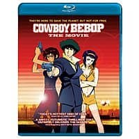 Best Buy Deal: Anime Blu-rays: Ninja Scroll $12, Cowboy Bebop: The Movie