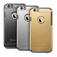Amazon Deal: New Trent Trentium TPU Case w/ 3 Backplates for iPhone 6