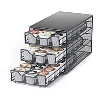 Amazon Deal: K-Cup 3-Tiered Storage Drawers:  54-Ct Capacity $15.99  or 36-Ct Capacity $11.99 + FSSS