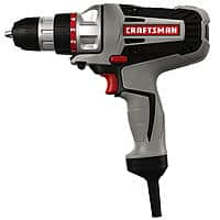 Sears Deal: Craftsman BOLT-ON Corded Drill/Driver $20 @ Sears