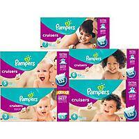 Target Deal: 2-Pk Pampers Diapers Economy Plus Pack + $30 Target Gift Card