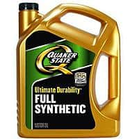 Walmart Deal: 5-Qt Quaker State Full Synthetic Motor Oil $12 or 1-Qt