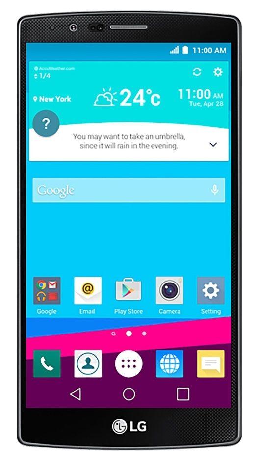 32GB LG G4 Unlocked 4G LTE Hexa-Core Smartphone  $500 + Free Shipping