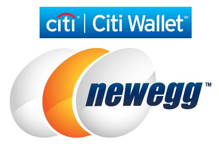 Newegg.com: Additional Savings w/ Citi Wallet  $20 off $50+