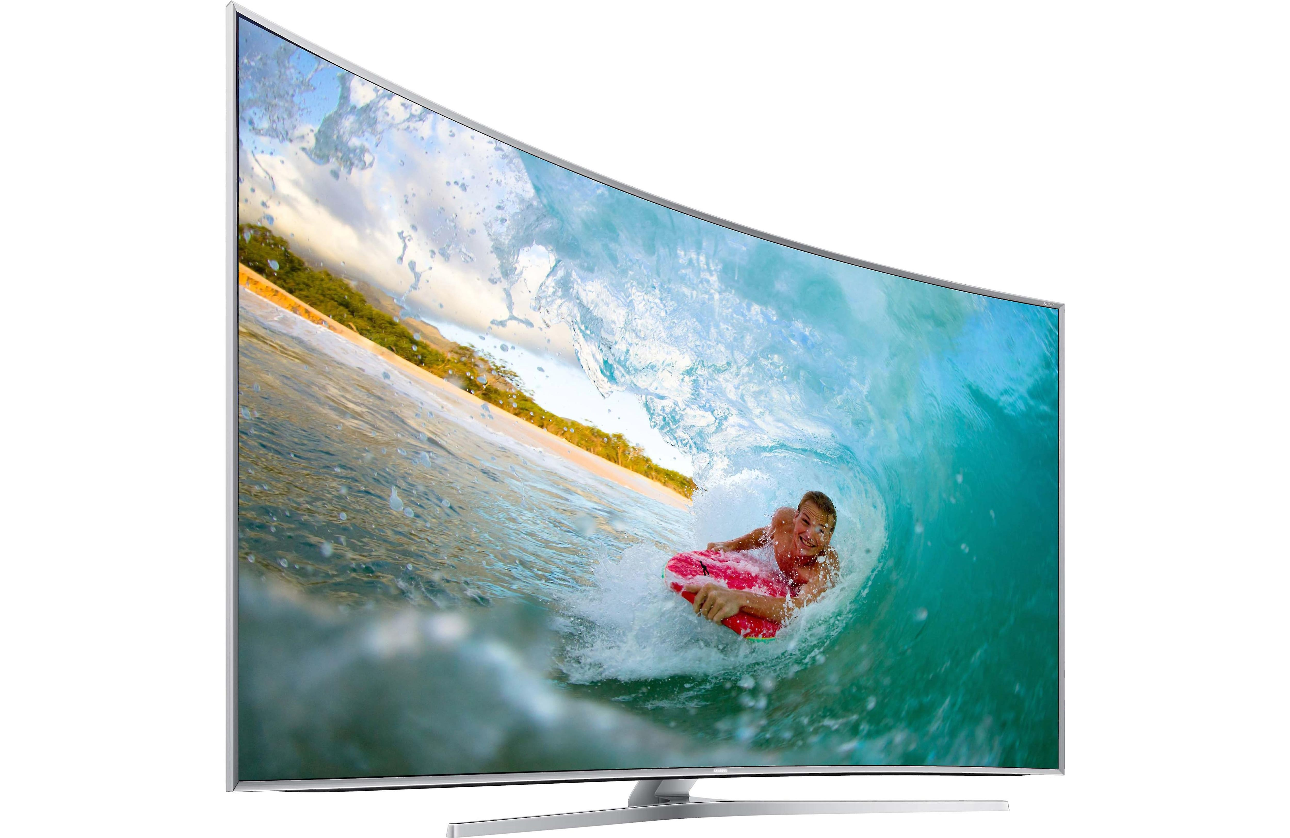 "65"" Samsung UN65JS9500 4K SUHD 120Hz Curved 3D Smart LED HDTV  $3000 + Free Shipping"