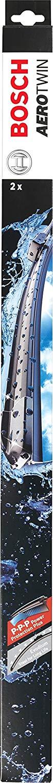 "Bosch Aerotwin 3397007297 Original Equipment Replacement Wiper Blade - 24""/20"" (Set of 2) - $18.47 w/ free shipping (via Prime)"
