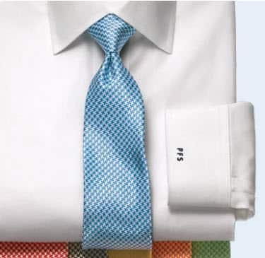 Paul Fredrick - 4 White Dress Shirts $113 (introductory offer) including tax/shipping