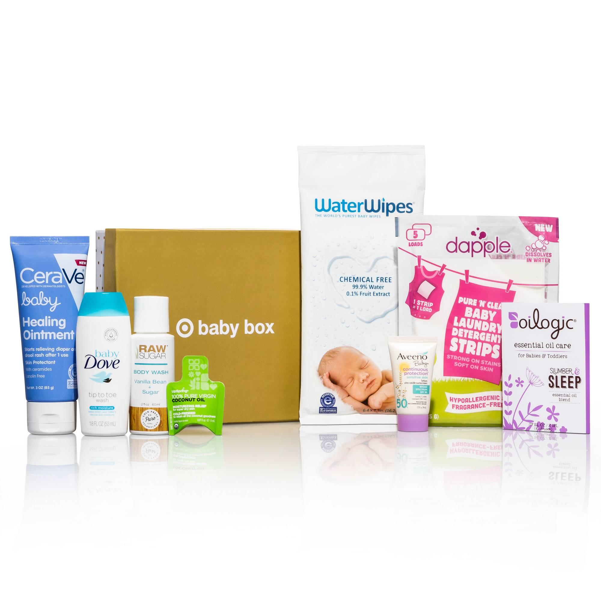 Target April Baby Box $5 + Free Shipping