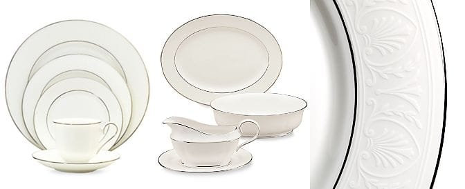 Macy's - Fine China Last Act Clearance Deals - Lenox, Vera Wang, Kate Spade, Waterford, Royal Doulton and more + FS @ $25
