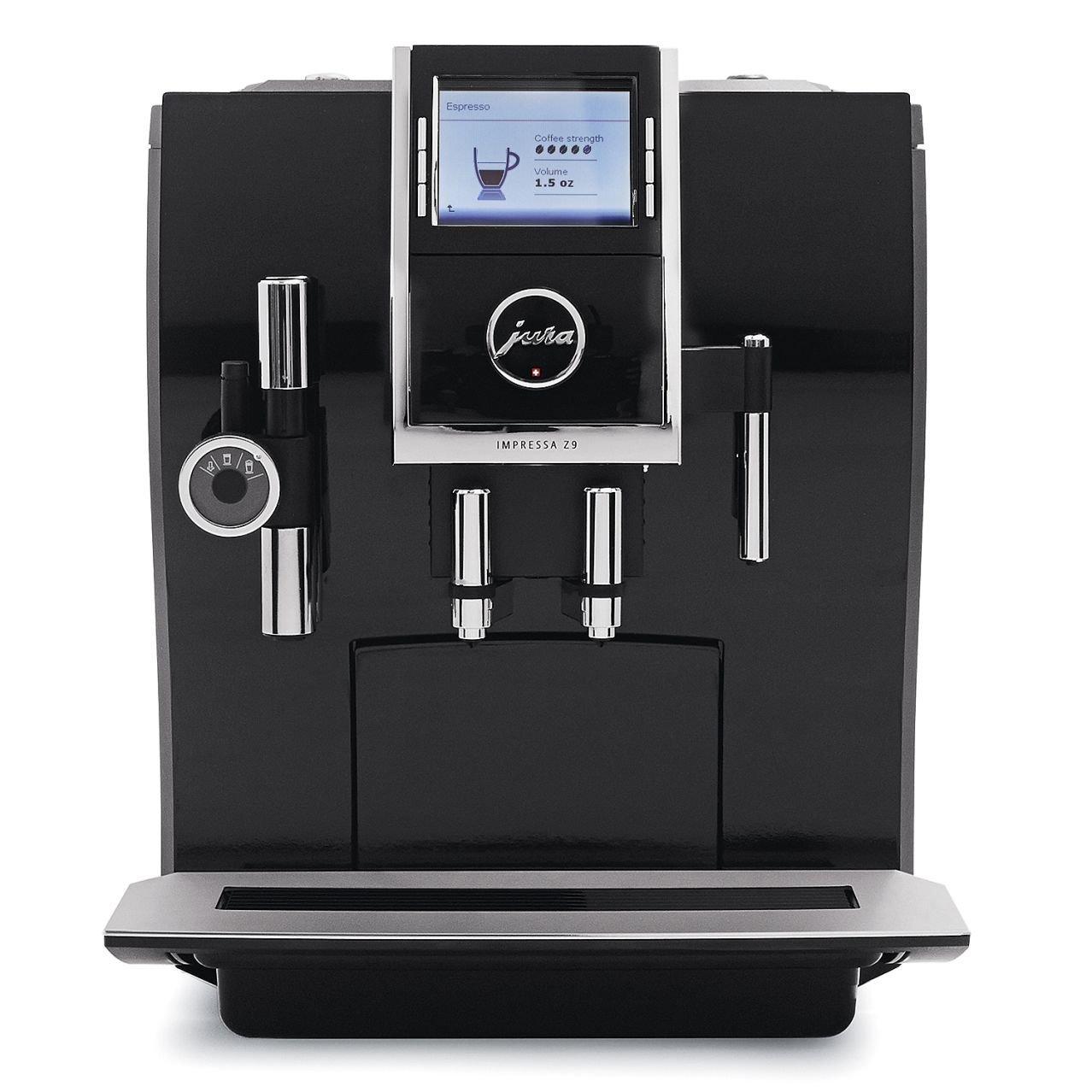 Costco - Jura Impressa Z9 One Touch Espresso Cappuccino Coffee Center $2199.99 Free S&H