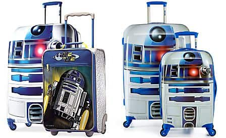 Macy's 50% off Luggage - Licensed American Tourister Luggage (rolling suitcases, backpacks) 50% off - Disney, Star Wars, + More!