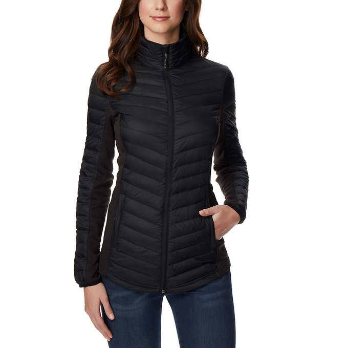 Costco - 32 Degrees Ladies' Mixed Media Down Jacket $14.99 + FS