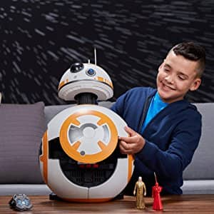 Target - Star Wars Force Link BB-8 2-in-1 Mega Playset including Force Link - $159.99 (reg $199; is showing as $179 in Target Toy Book)