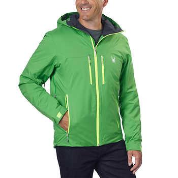 Costco - Spyder Men's Pryme Jacket $129.99, Spyder Men's Bernese Down Jacket $119.99 and Spyder Ladies' Bernese Jacket $99.99 FS (multiple colors)