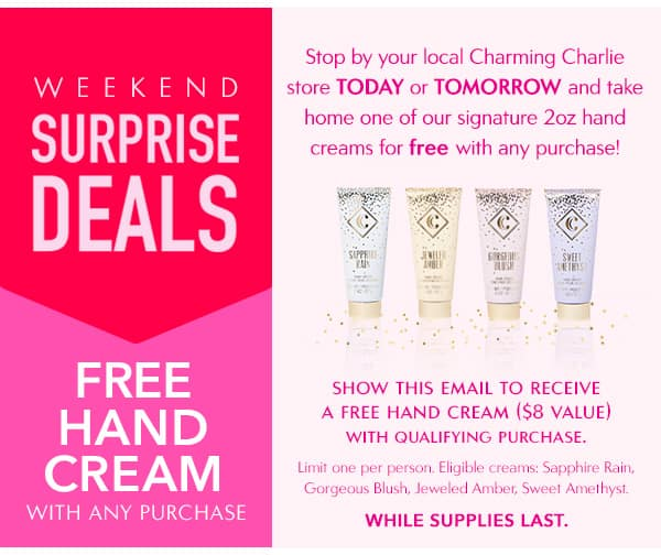 image relating to Charming Charlies Printable Coupons called Wonderful Charlie - $10 off $20 or $20 off $40 (moreover totally free