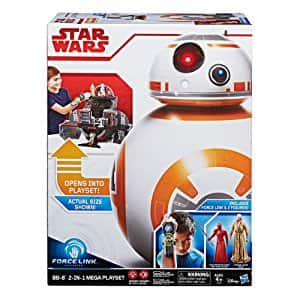 Star Wars Force Link BB-8 2-in-1 Mega Playset including Force Link - $83.12 - lowest price ever
