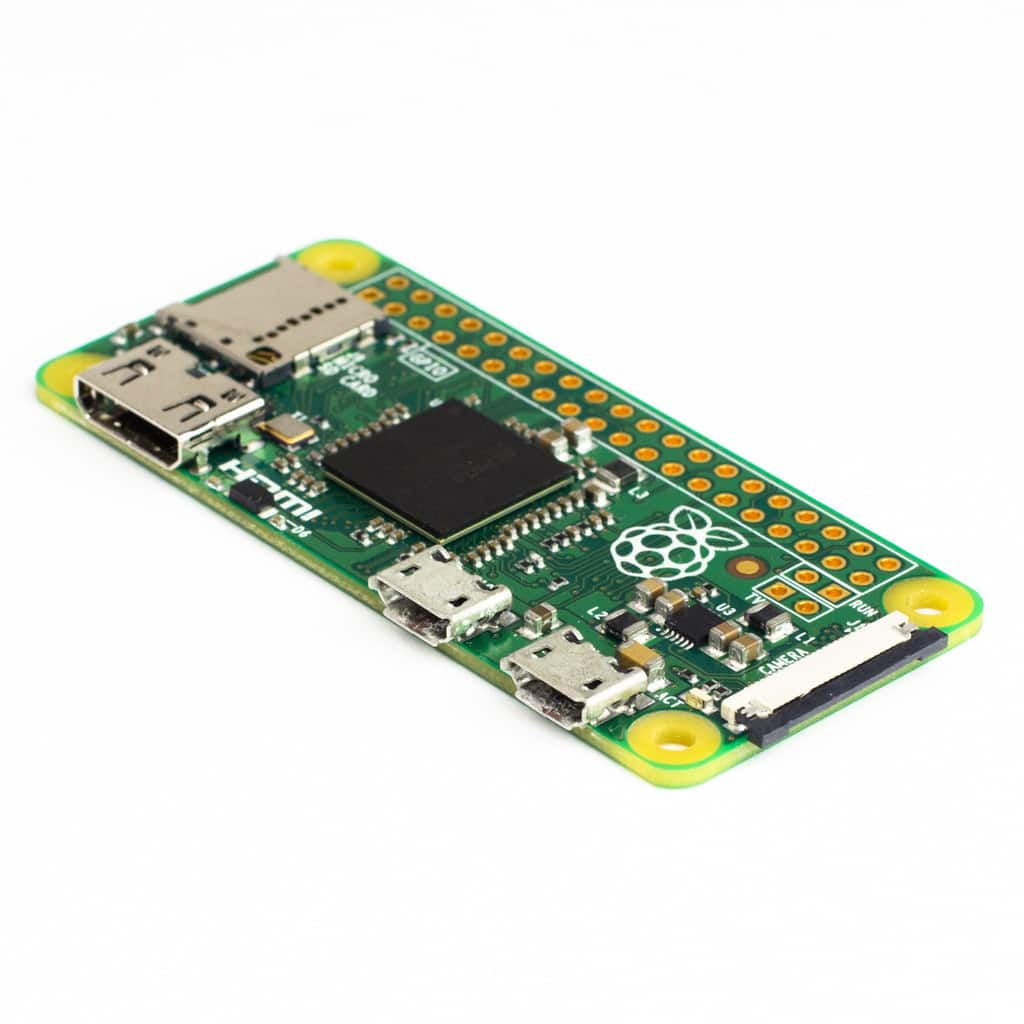 Raspberry Pi Zero v1.3 Development Board - Camera Ready - $0.99 @ Micro Center B&M NY only