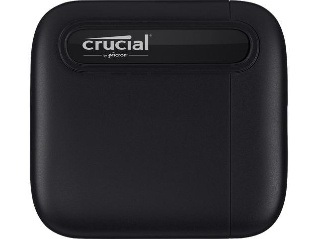 Crucial X6 2TB Portable SSD USB 3.2 540 MB/s - $161.46 AC Newegg - $161.46
