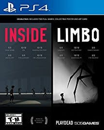 Inside & Limbo Double Pack (PS4/XBO) - $19.99 Free Shipping w/PRIME