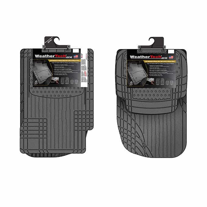 WeathertTech Trim to  Fit Car Mats at Costco. $23.99