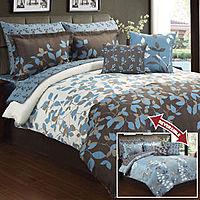 eBay Deal: Assorted 10 Piece Reversible Comforter Sets $32 Free Shipping @ eBay Deals