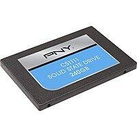 Best Buy Deal: PNY - CS1100 240GB Serial ATA III Solid State Drive - SSD Black $70.00 with Free Shipping