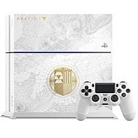 Best Buy Deal: Sony - PlayStation 4 500GB Destiny: The Taken King Limited Edition Bundle - Glacier White $350.00 Free Shipping