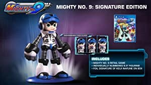 Mighty No. 9 Signature Edition - PlayStation 4 $12 + Free Shipping with Prime
