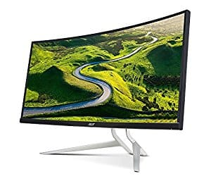 "Acer 38"" (37.5"") Ultrawide Monitor XR382CQK Certified Refurbished - Amazon - $782.99"