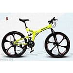 21 speed folding bicycle from China