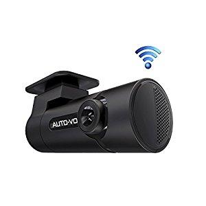 Auto-vox Wifi Dash Cam 1080P with 16GB memory card $40.17 FS AC @Amazon