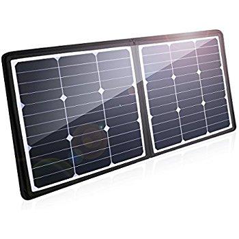 50W  18V 12V SUNPOWER Solar Panel for Laptop, iPhone $89.99