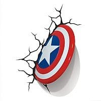 Kmart Deal: Avengers 3D Deco Lights - $9.99 @ Kmart (Shipping Unavailable...YMMV for Availability in Stores Near You)