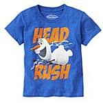 """Frozen"" Shirts for Boys starting at $1.60 + shipping"